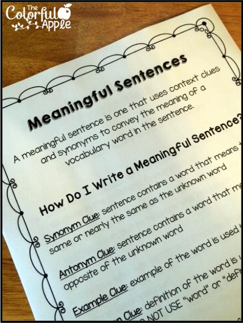 meaningful synonym