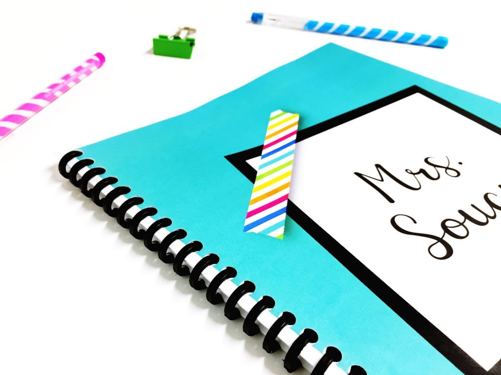 Choosing a teacher planner can be tricky!  You need to find one that works best for you and your teaching style.  Here are some tips to help you decide whether you want a printable teacher planner or purchase one from a store or even make your own!