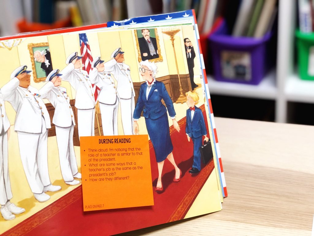 Using books about elections and voting can help your students grasp this difficult idea. A list of picture books to use as read-alouds in the classroom!