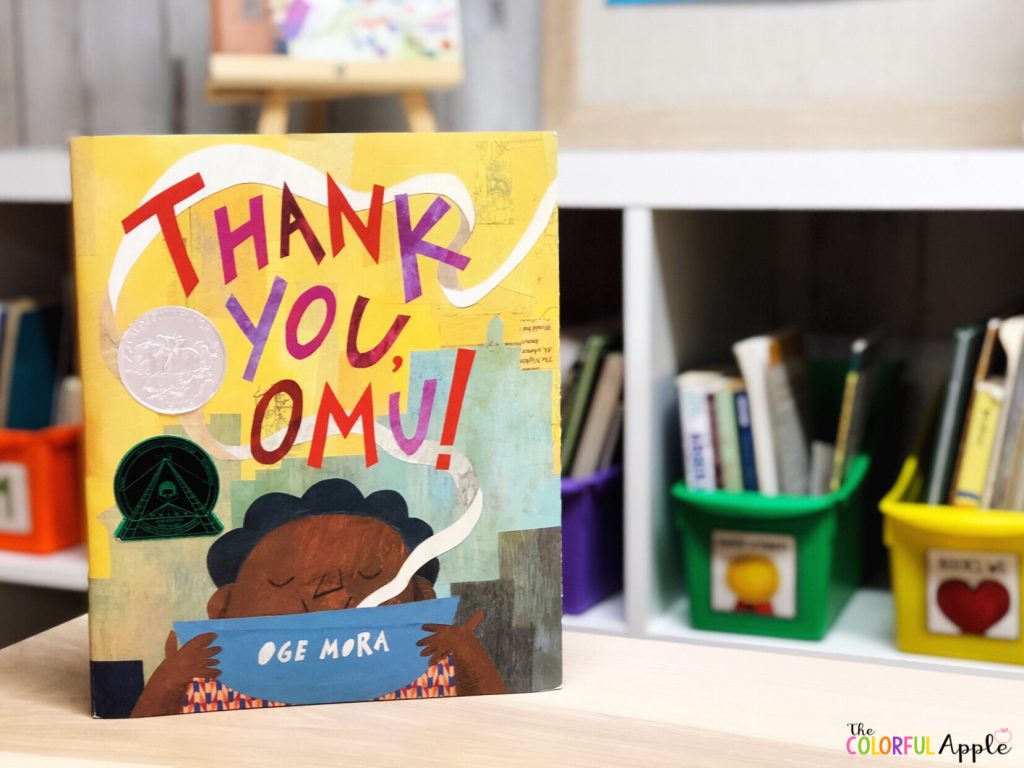 10 different picture books to teach gratitude and thankfulness to students of all ages! A great list to use around Thanksgiving or any time of the year.