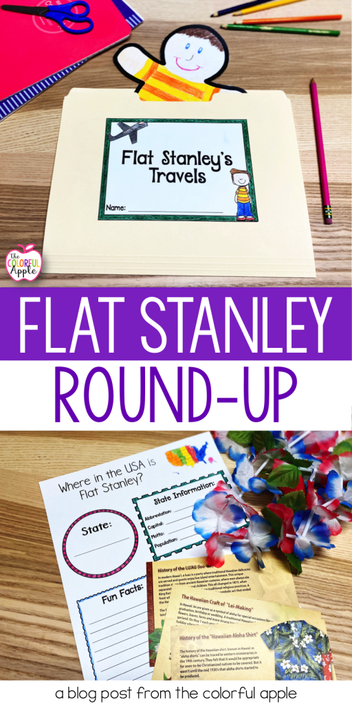 There are so many Flat Stanley activities that can be done after reading the book aloud with your class. A round-up of awesome educational ideas!