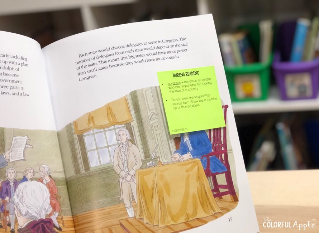 An interactive read aloud is a powerful teaching tool to use in the elementary classroom.  This post dives into what they are and why they are so important!