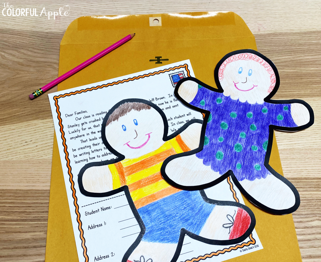 The Flat Stanley project is a fun activity for the classroom! Use these step by step instructions to incorporate reading and social studies in one activity.