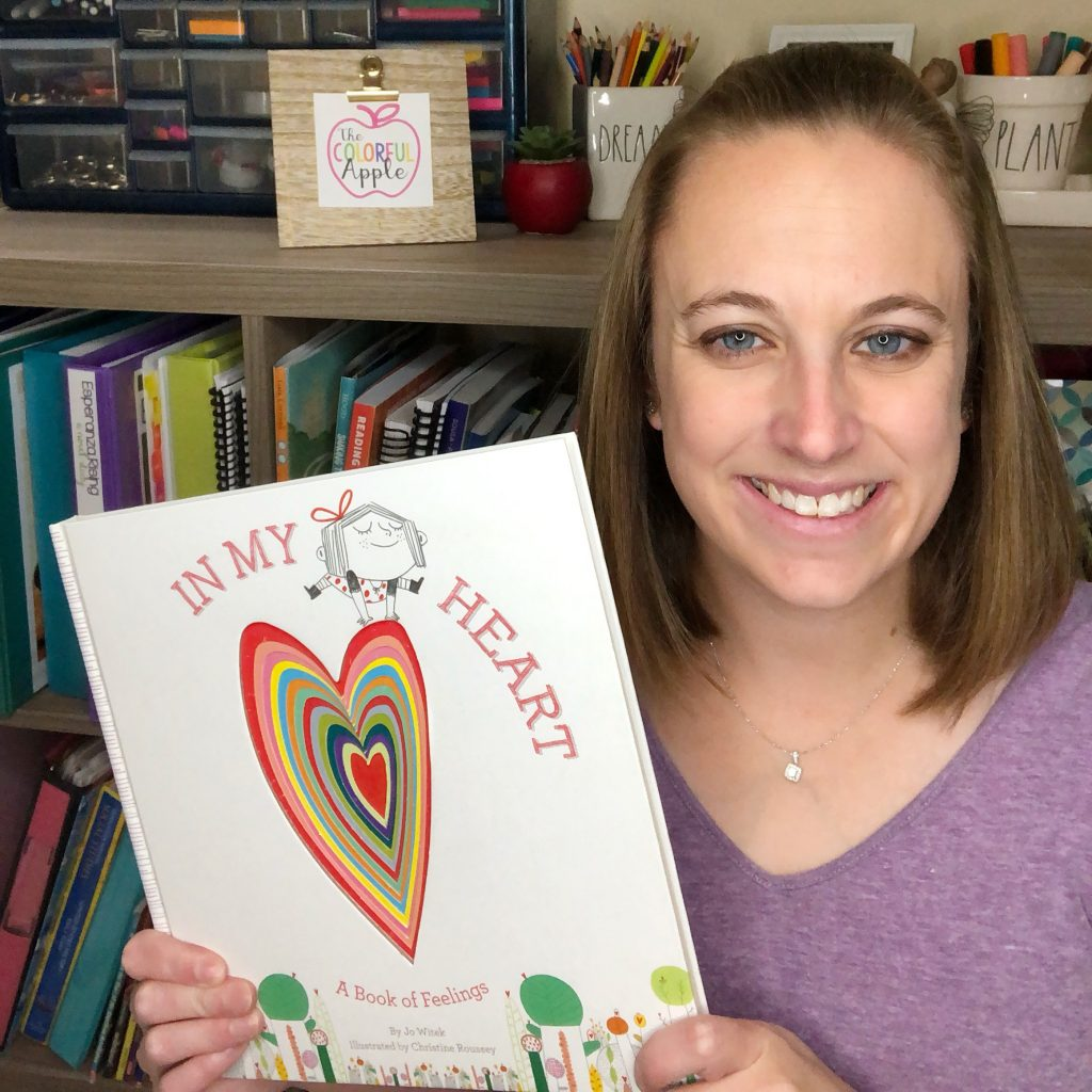 A collection of Valentine's Day read alouds for the classroom!  A great collection of picture books to share with your students for the February holiday.