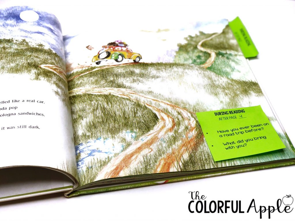 An interactive read aloud lesson plan is a powerful teaching tool in the elementary classroom.  Learn how to create one for your students!