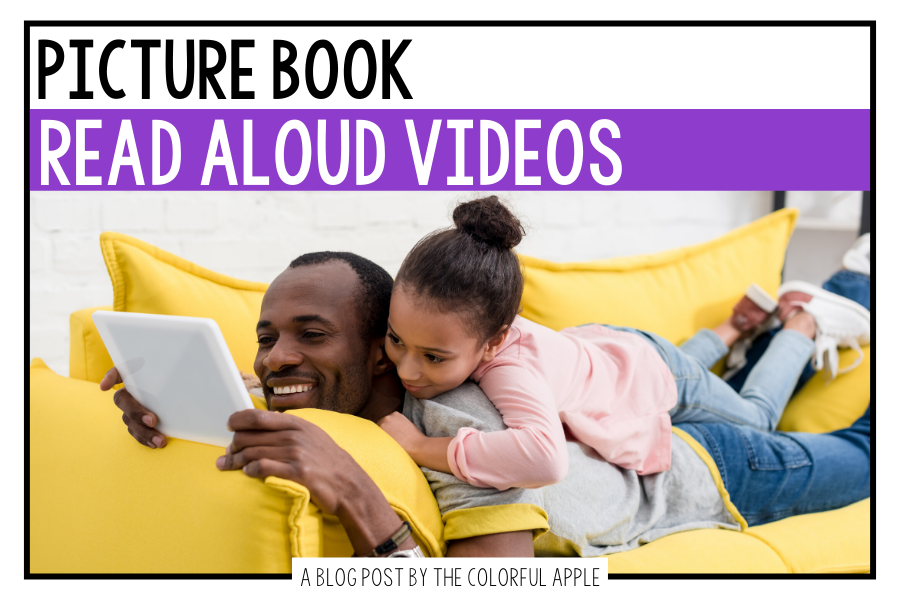 A collection of picture book read aloud videos that can be used for lessons in or out of the classroom. The books are read by their creators to be shared.
