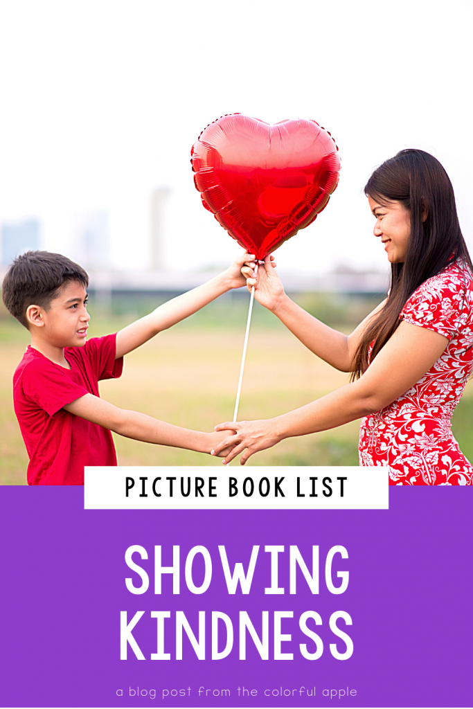 A list of picture books about kindness for your elementary classroom! Teach students important SEL skills with read-aloud books.