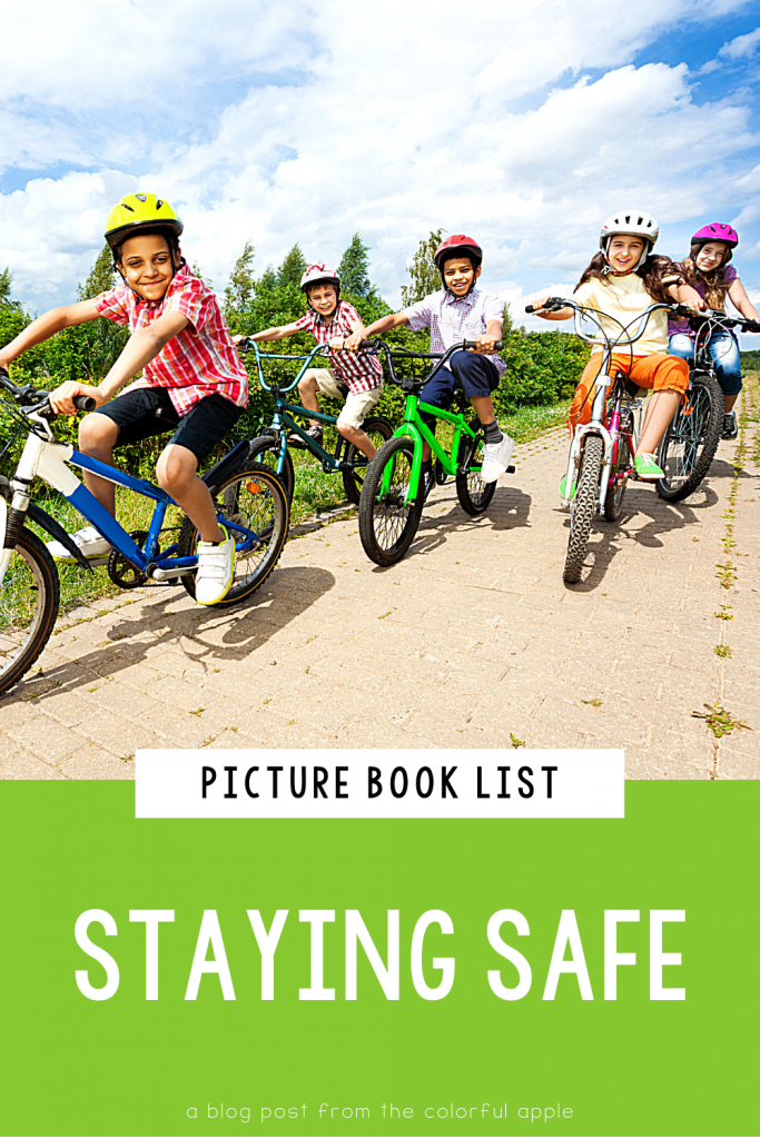 A list of picture books about staying safe for your elementary classroom! Teach students important SEL skills with read-aloud books.