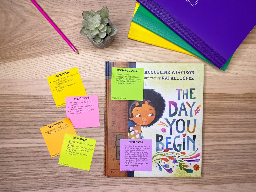 A list of picture books about diversity for your elementary classroom! Teach students important SEL skills with read-aloud books.
