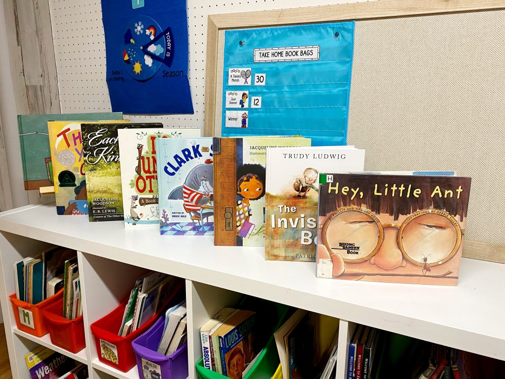 A full collection of picture books about social awareness skills. Use these read alouds to teach students about friendship and more!