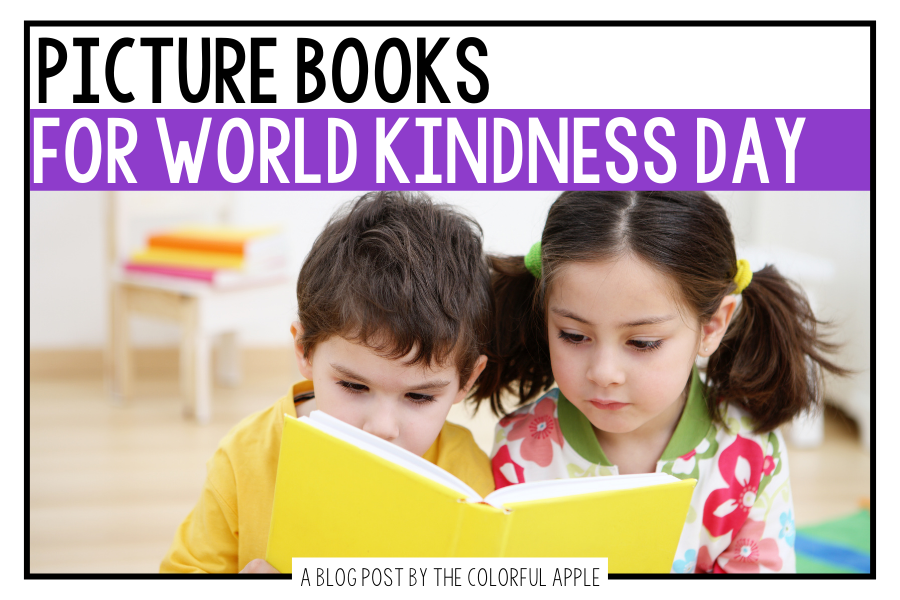 Kindness books help kids understand and empathize with others.  They are invaluable tool for disucsion in the classroom.