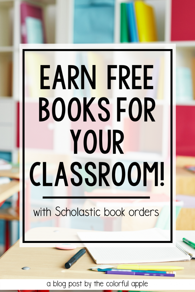 How do you get more out of Scholastic book orders? Check out these tips to earn more free books for your classroom library!