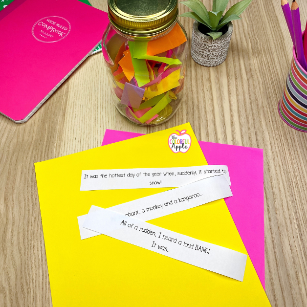 Storytelling activities not only build imagination and creativity, but they can be a beneficial learning tool too! Check out these storytelling prompts!